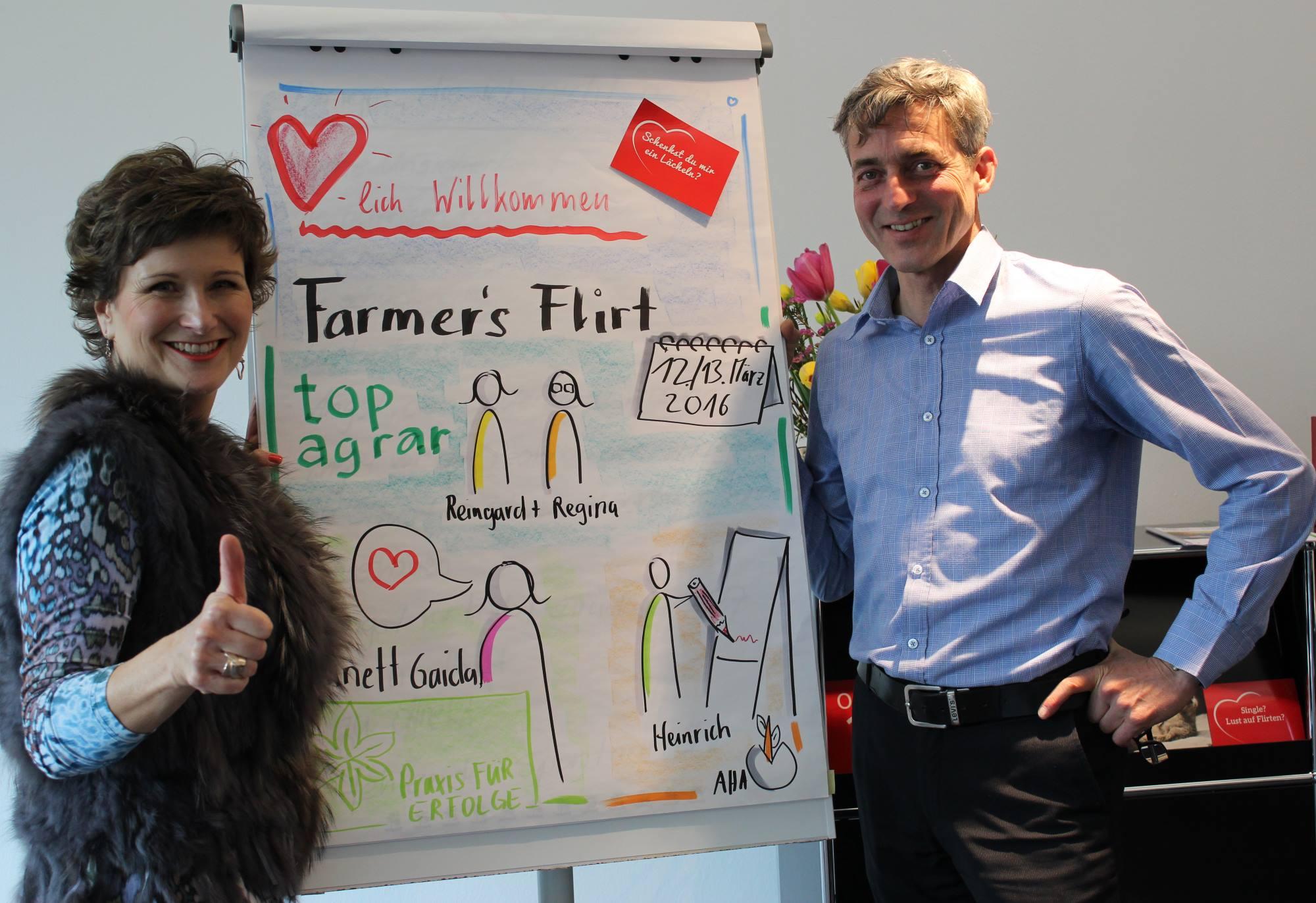 Flirten seminar